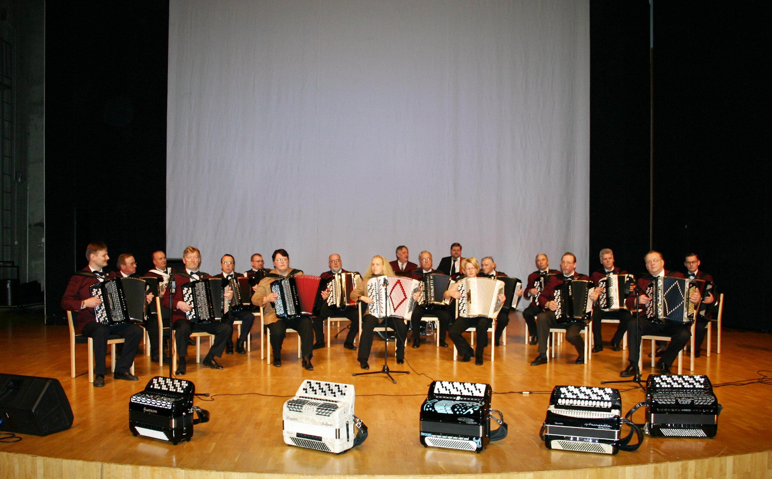 Isänpäiväkonsertti Kaukametsässä
